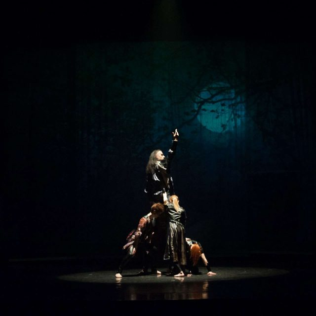 Danza contemporanea Macerata